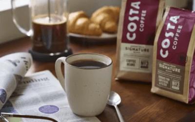 MORE WAYS TO ENJOY COSTA COFFEE