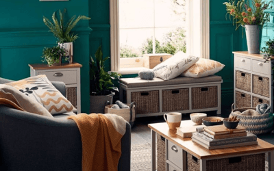 REFRESH YOUR INTERIORS WITH HOMEBASE
