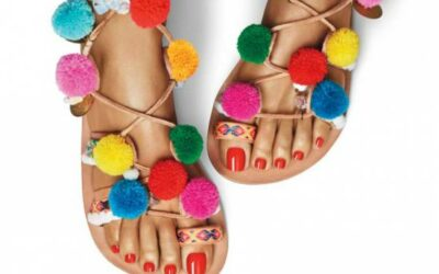 GET YOUR FEET SANDAL READY AT BEAUTY LAINE