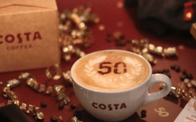 COSTA COFFEE COMPETITION